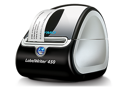 DYMO LabelWriter 450, £109.52 from DYMO