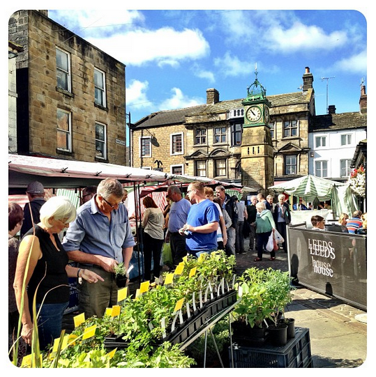 Otley Farmers Market