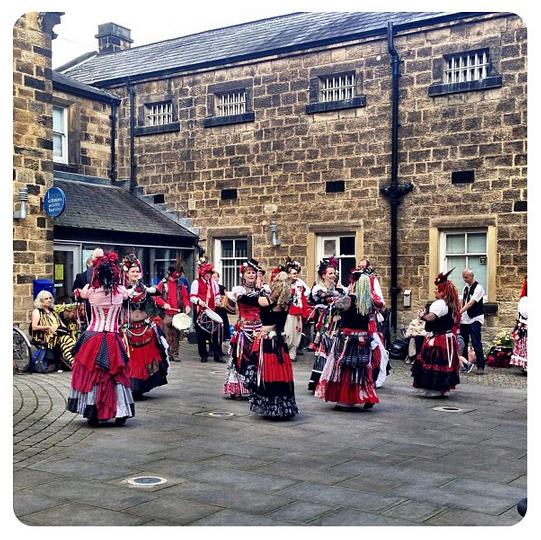 Otley Folk Festival