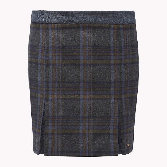 Tommy Hilfiger, Moon Wool Skirt, £115