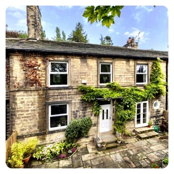 Georgian, double fronted house in West Yorkshire