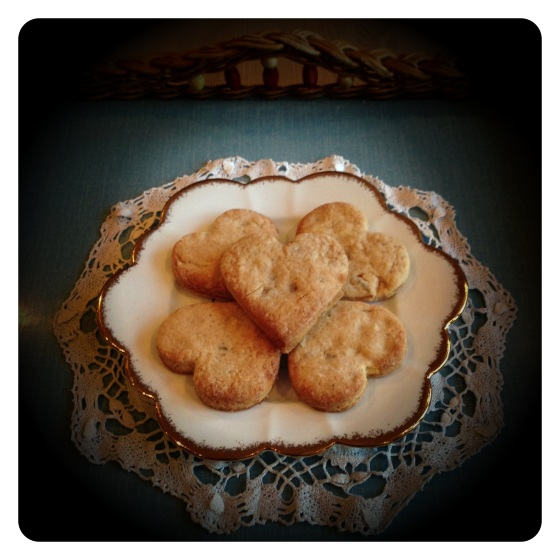 Chai Spiced Cookie Recipe by Under A Glass Sky