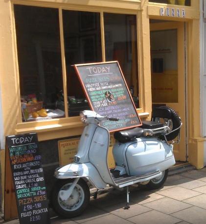 A Casa Di Alessia, Italian Cafe, Otley