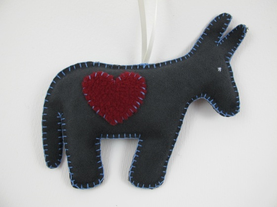 Donkey Plushy DIY for The Donkey Sanctuary