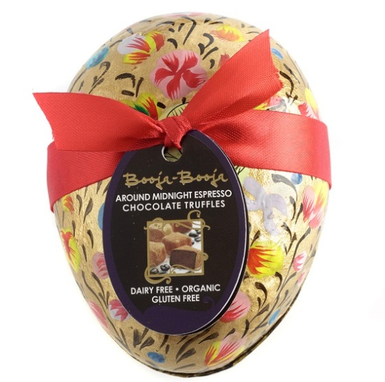 Booja Booja 'Around Midnight Espresso' Easter Egg, Under A Glass Sky
