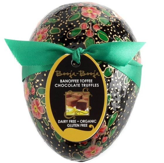Booja Booja 'Banoffee Toffee ' Easter Egg, Under A Glass Sky