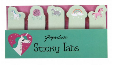 Pony Party Sticky Tabs, £2.50