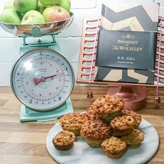 Gluten Free Carrot and Apple Oat Breakfast Muffins Recipe