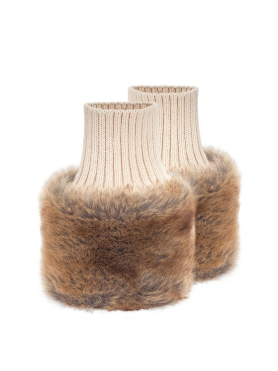 Dubarry Faux Fur Cuffs
