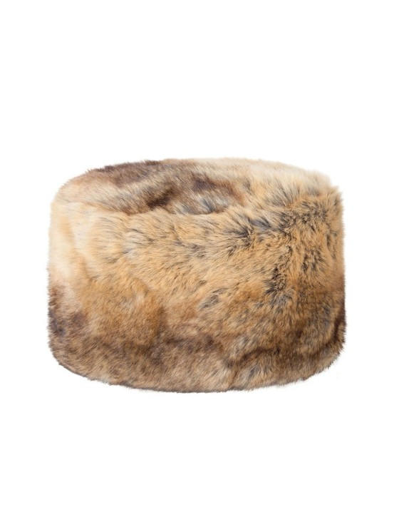 Dubarry Faux Fur Pillbox Hat