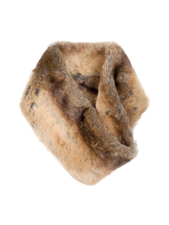 Dubarry Faux Fur Snood