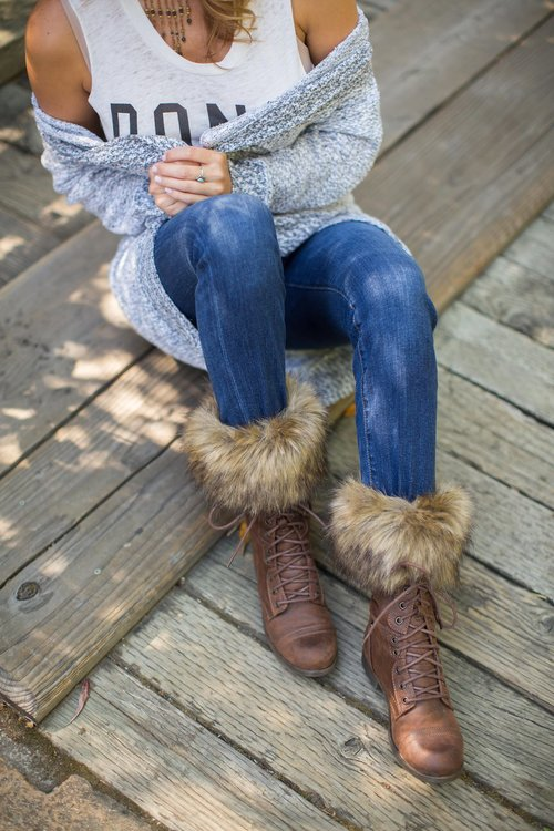 RoyalScout&Co. boot cuffs